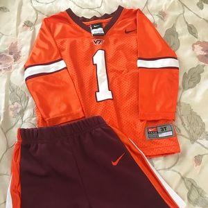 Virginia Tech outfit